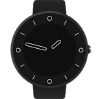 Blank Android Watch Face FWF