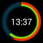 Ring Clock Widget