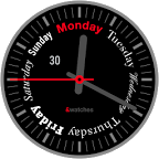 Seven Days Watch Face
