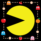 PAC-MAN Watch Face