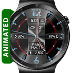 Avionic Depth HD Watch Face
