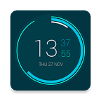 Circles Watch Face