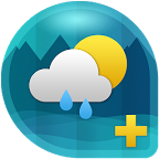Weather & Clock Widget Ad