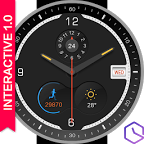 Watch Face -Ticker-Interactive