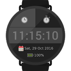 myTime StopWatch Face Digital