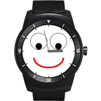 Animated Eye Watch Face