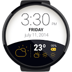 Weather Watch Face