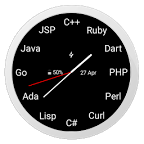 Programmers Watch Face