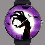Halloween 30 Watch Faces Pack