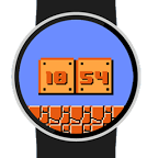 Super 8 Bits Watch