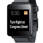 SmartTruckRoute Watch edition