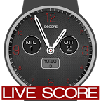 DScore - Watch Face for Sports