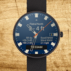 Surface Surf Watch Face