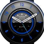 ELITE weather wear watch face