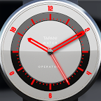 Operator wear watch face