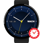 German-Tech watchface by Wach