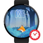 Mysterious Forest watchface