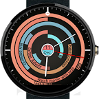 Calendar - a wear watch face