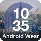 Watch Face Android - City