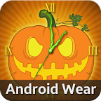 Watch Face Android - Halloween