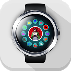 Wrist Dialer for Android Wear