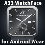 A33 WatchFace for Android Wear