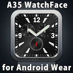 A35 WatchFace for Android Wear