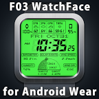 F03 WatchFace for Android Wear