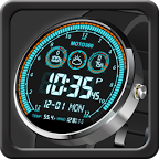 V03 WatchFace for Moto 360