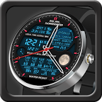 V12 Watch Face for Moto 360