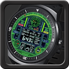 V08 WatchFace for Android Wear