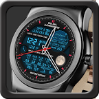 V12 WatchFace for Android Wear