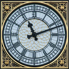 Big Ben Watch Face