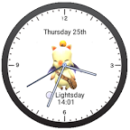 Vanadiel Watch Face