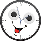 Wobbly Eyes Watch Face