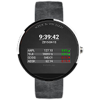 Stock Ticker for Android Wear
